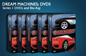 Dream Machines DVDs