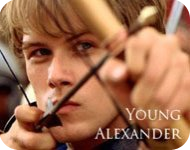 Young Alexander